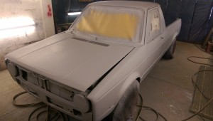 Primed caddy