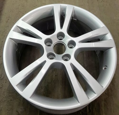 Alloy wheel repair and refurb